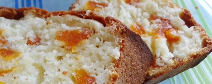 Кекс с курагой – пошаговый рецепт с фото