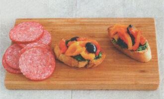 Испанские пинчос – фото шаг 6