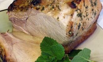 Говядина в мятном маринаде – пошаговый рецепт с фото