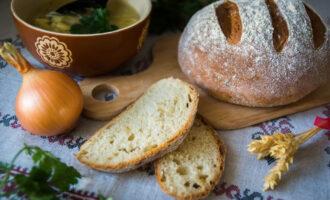 Итальянский луковый хлеб – пошаговый рецепт с фото