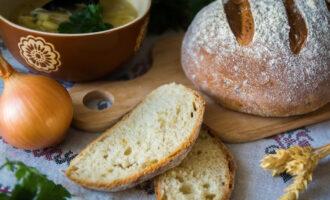 Луковый хлеб – пошаговый рецепт с фото