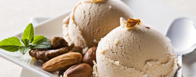 Ореховое мороженое – пошаговый рецепт с фото
