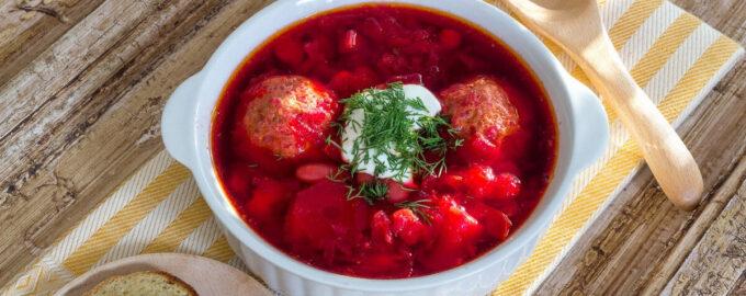 Борщ сибирский – пошаговый рецепт с фото