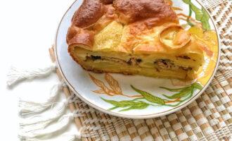 Как просто приготовить заливной пирог с рыбой – пошаговый рецепт с фото