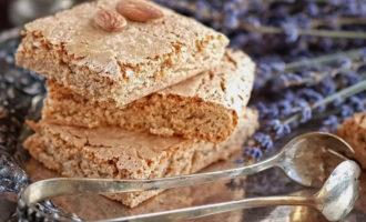 Миндальное печенье – пошаговый рецепт с фото