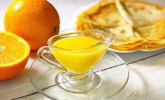 Апельсиновый соус – пошаговый рецепт с фото