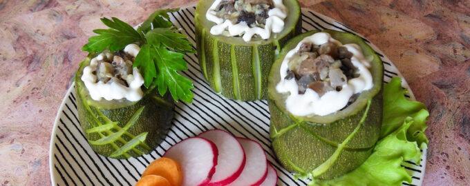 Кабачки по-русски – пошаговый рецепт с фото