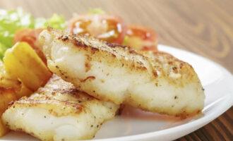 Минтай с картошкой в духовке – пошаговый рецепт