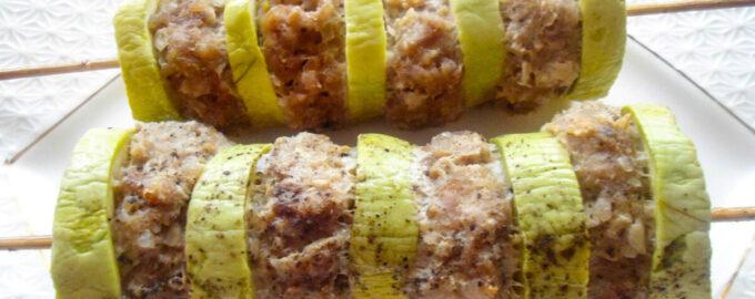 Люля-кебаб с кабачками – пошаговый рецепт с фото