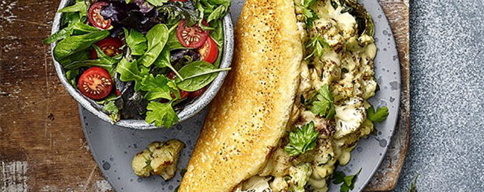 Омлет – пошаговый рецепт с фото