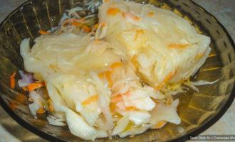 Квашеная капуста кусками – пошаговый рецепт с фото