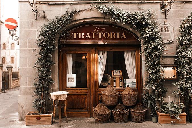 Итальянская кухня. Специфика кухни