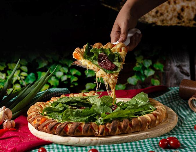 Итальянская кухня. Паста, спагетти, пицца, десерты