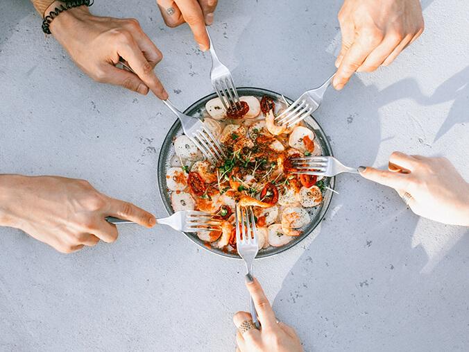 Итальянская кухня. Популярные блюда из рыбы и морепродуктов