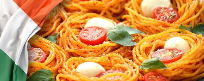 Итальянская кухня – популярные блюда