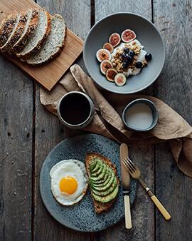 Испанская кухня – завтрак